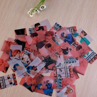 BTS Bulletproof Youth Club Card New Album PVC Through Card