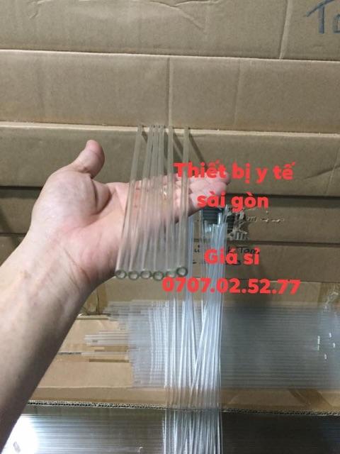 Ống thuỷ tinh trắng 50 ống