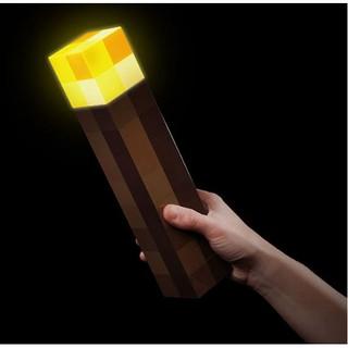 Đồ chơi mô hình đuốc Minecraft Light-Up Wall Torch