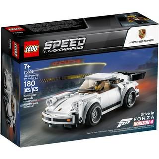 Lego Speed Champions 75895 – 1974 Porsche 911 Turbo 3.0 – Bộ xếp hình Lego Xe đua 1974 Porsche 911 Turbo 3.0
