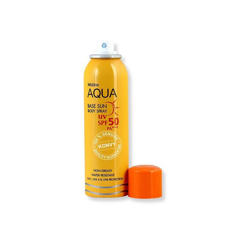 Nhập AUTH2OK - Xịt Chống Nắng Mistine Aqua Base Sun Body Spray UV SPF50 PA+++ giá tốt - 21630624 , 1454826499 , 322_1454826499 , 130000 , Nhap-AUTH2OK-Xit-Chong-Nang-Mistine-Aqua-Base-Sun-Body-Spray-UV-SPF50-PA-gia-tot-322_1454826499 , shopee.vn , Nhập AUTH2OK - Xịt Chống Nắng Mistine Aqua Base Sun Body Spray UV SPF50 PA+++ giá tốt