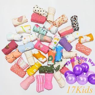[ Không Đẹp Hoàn Tiền ] Quần Đùi Cotton Bozip Chất Đẹp Cho Bé Trai Bé Gái Từ 7 – 19Kg KIDS21029