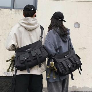 Túi đeo chéo unisex đi học, đi làm, đẹp giá rẻ - 2 HỘP BIG SIZE KEKEMI