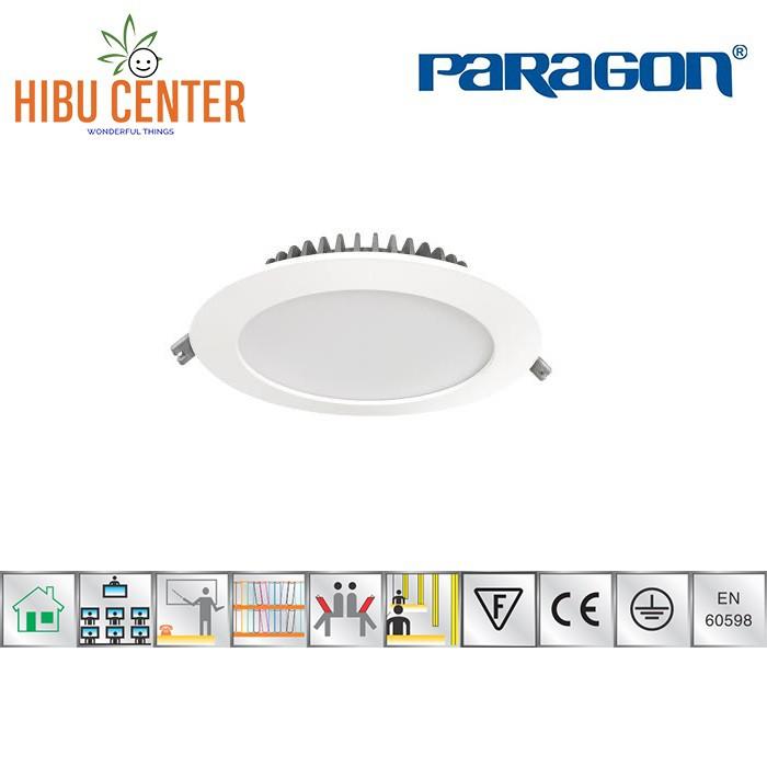Đèn LED Paragon Downlight Âm Trần Có Đổi Màu (PRDYY Series) - 5W/ 7W/ 9W/ 12W/ 20W. Hàng Chính Hãng – HIBUCENTER
