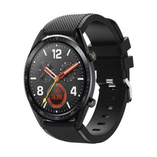 AMORUS Dây Đeo Silicon 22mm Cho Đồng Hồ Thông Minh Huawei Watch GT / Honor