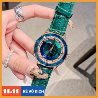 [Hàng chính hãng] Đồng hồ nữ DACR Mashali 8035 hàng chính hãng dây da sang trọng thumbnail