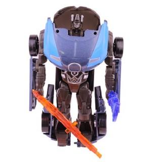 Đồ chơi trẻ em robot biến hình siêu xe BKK 91503-GN BU