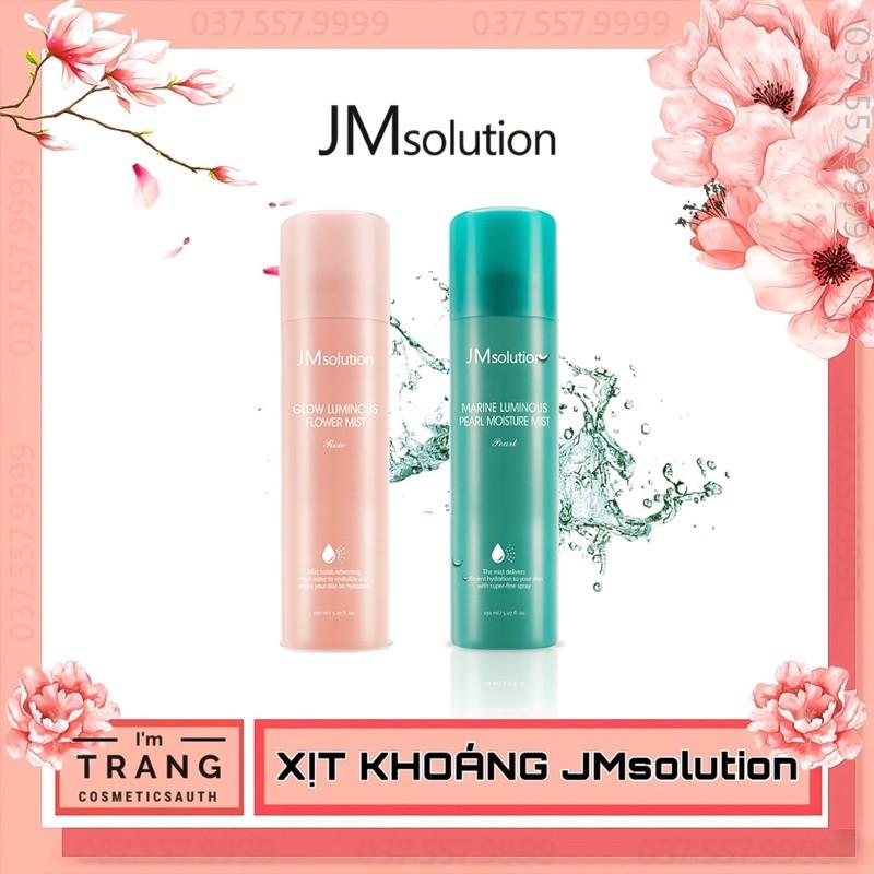 Xịt Khoáng Dưỡng Da JMsotution Mist Spay 150ml
