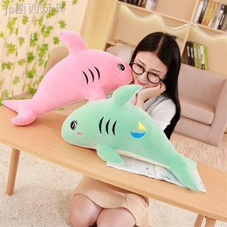 Cá Mập Trắng Nhồi Bông