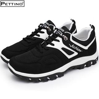 [Mã FAMALLT5 giảm 15% đơn 150K] Giày chạy bộ, giày leo núi chống trơn trượt PETTINO - TS09.