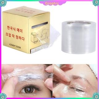 Profession Tattoo Plastic Wrap Preservative Film For Permanent Makeup Tattoo Eyebrow Tattoo Supplies