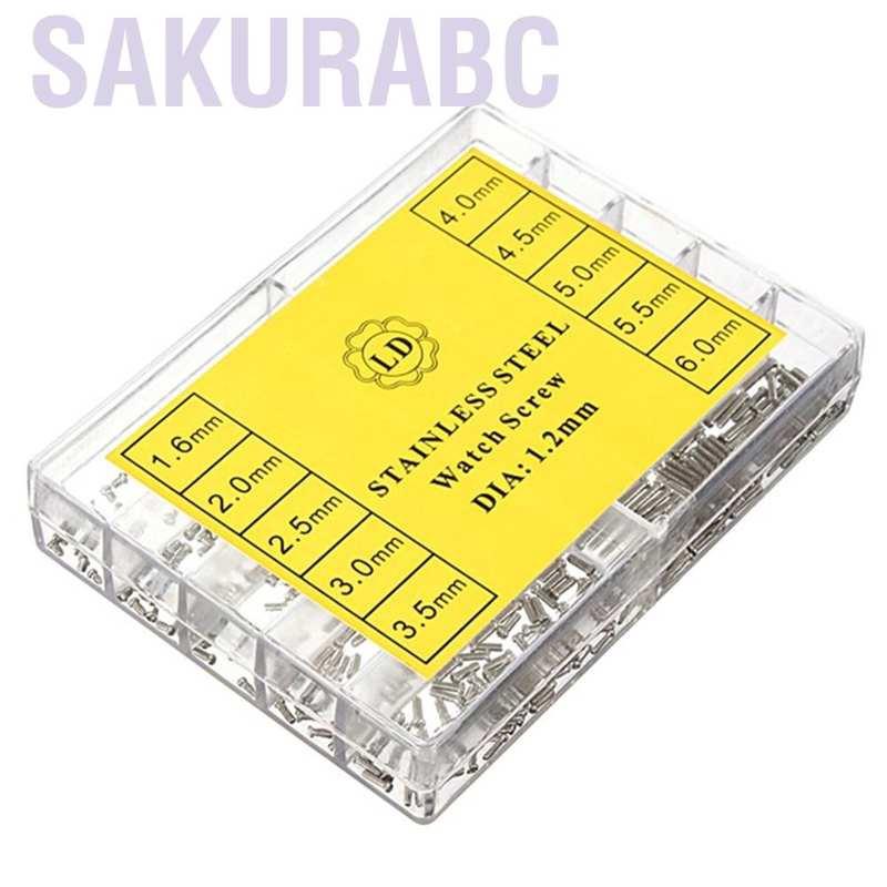 Ốc Vít Bằng Thép Không Gỉ Sakurabc 1.6-6.0mm
