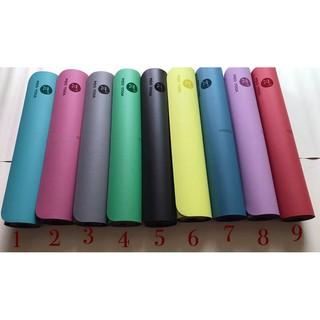 Thảm tập Yoga cao su định tuyến PIDO 5mm cao cấp + KÈM TÚI