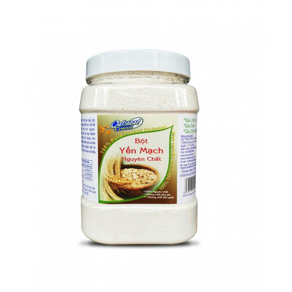 Bột Yến Mạch dinh dưỡng Oatmeal 500g Bột Yến Mạch dinh dưỡng Oatmeal 500g