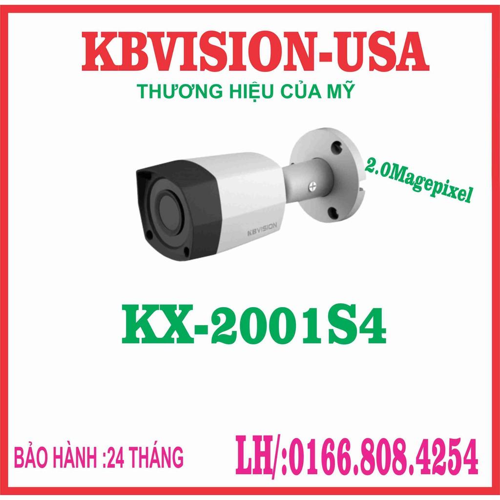 CAMERA QUAN  SAT KX-2001S4 2.0MP