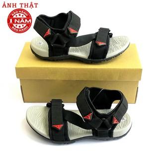 [Fullbox] Giày Sandal Nam Nữ Việt Thủy Quai Chéo – V017
