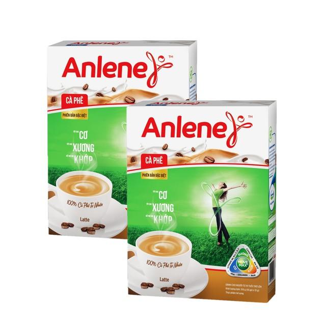 [Mã GRO1BAYNHAY11 giảm 45K đơn 700K] Combo 2Hộp Sữa Bột Anlene Cà phê 310g/hộp
