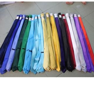 Cà vạt nam bản nhỏ – cavat 5cm hàng tp hcm sản xuất