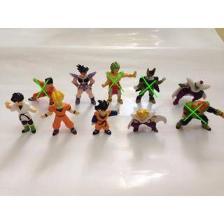 01 mô hình nhân vật Dragon Ball