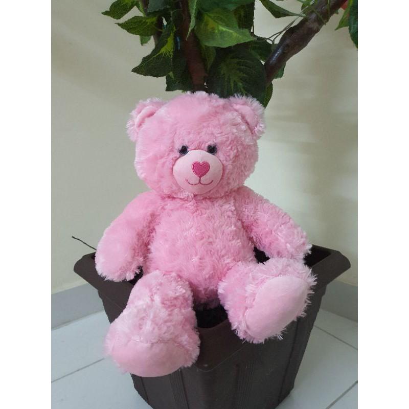 Gấu BaB màu hồng ngọt ngào