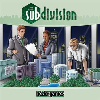 Subdivision – Trò chơi board game