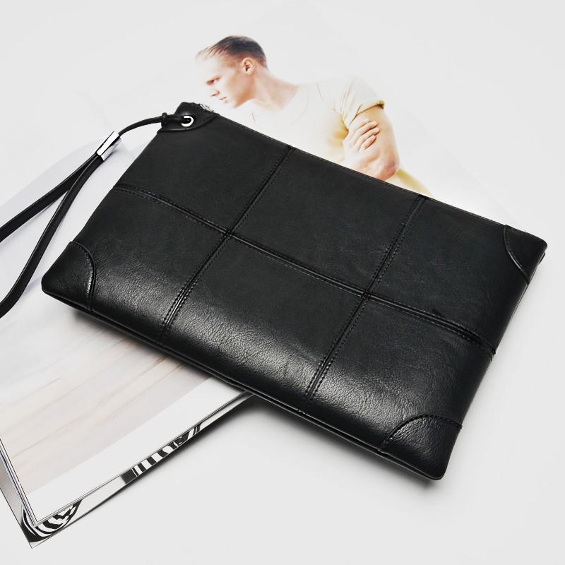 Túi Cầm Tay Clutch Nam/Nữ Bazan_Store bz204