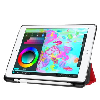 Bao da iPad 2018 (9.7) Gen 6 có ngăn đựng bút