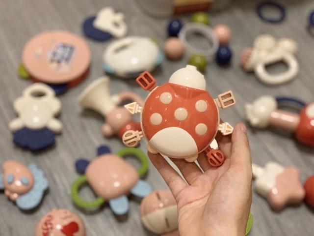 Bộ đồ chơi xúc sắc 20 chi tiết ⚡️Nhựa xịn ⚡️ cho bé