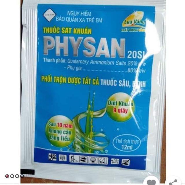 Thuốc sát khuẩn Physan