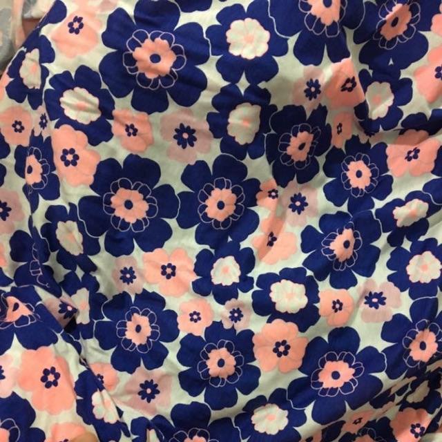 (Thuy Pham) cotton hoa, ren, sơ mi
