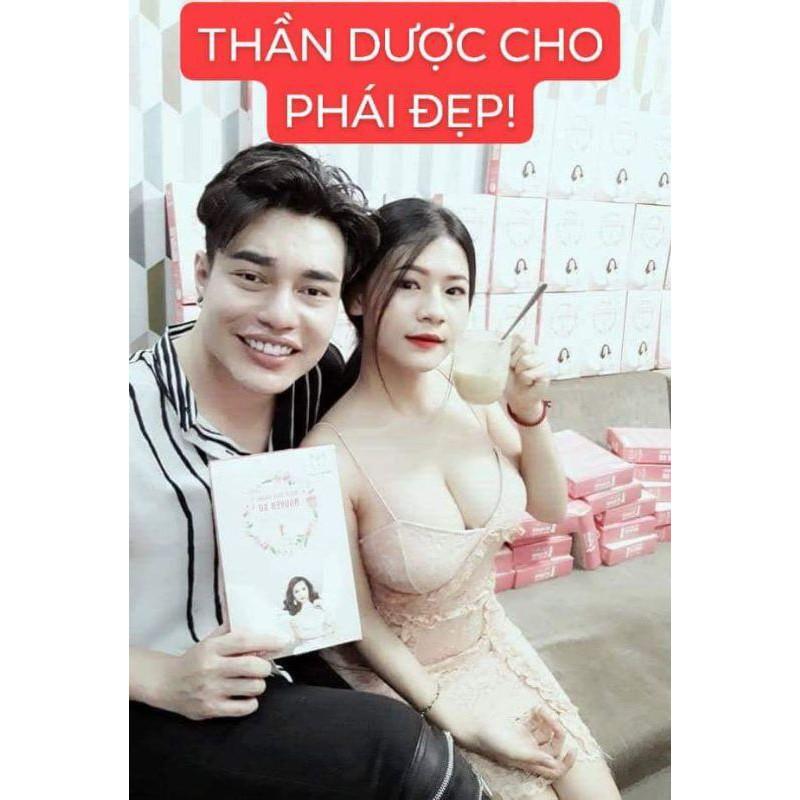 Mầm Đậu Nành tăng vòng 1 Minh Lady Beauty