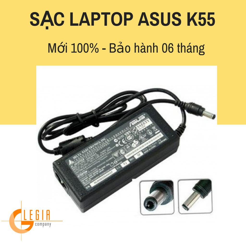 Sạc Pin Laptop ASUS K55VD (3.42A)