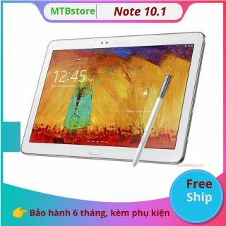 Máy tính bảng Samsung Galaxy Note 10.1 bản 4g+wiffi ram 3g bộ nhớ trong 16Gb sẵn 2 phần mềm luyện thi 123, tiếng anh 123