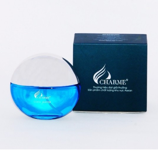 Nước hoa nam Charme Cool Water 50ml - 2783856 , 1105100519 , 322_1105100519 , 390000 , Nuoc-hoa-nam-Charme-Cool-Water-50ml-322_1105100519 , shopee.vn , Nước hoa nam Charme Cool Water 50ml