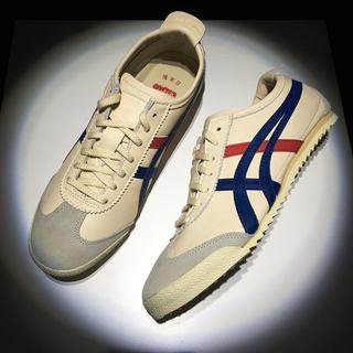 ASICS Onitsuka Tiger MEXICO 66 DELUXE TH3L9L-0146 Giày thể thao nam và nữ giày chạy bộ giày bình thường AZ0721 thumbnail