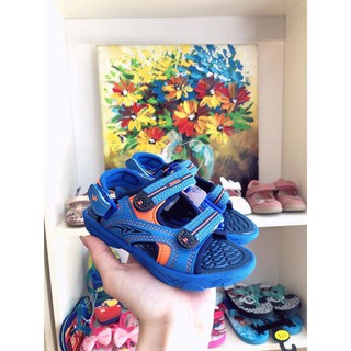 sandal Jo.maa màu xanh dương