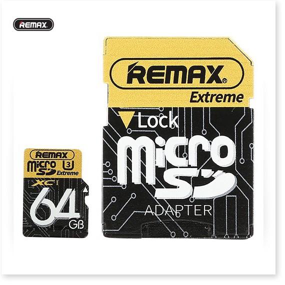 Thẻ nhớ Micro Remax SD32G U3