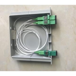 BỘ CHIA QUANG PLC 1/2 SC/APC DẠNG BOX