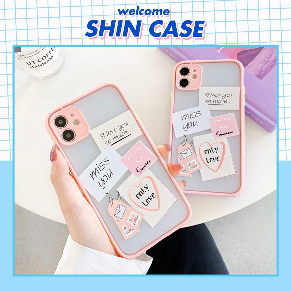Ốp lưng iphone Only Love 5s/6/6plus/6s/6s plus/6/7/7plus/8/8plus/x/xs/xs max/11/11 pro/11 promax – Shin Case