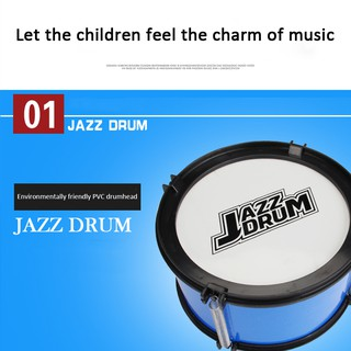 PARA*Children's Jazz Drums Boys and Girls Early Education Educational Toys