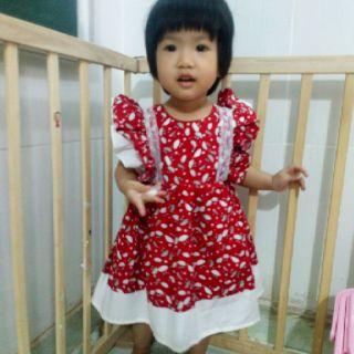 [CHÍNH HÃNG] Váy đầm bé gái Oli River đẹp rực rỡ