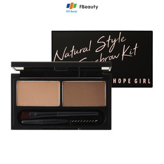 Bột Chì Mày Hope Girl Style Eyebrow Kit 4.8g thumbnail