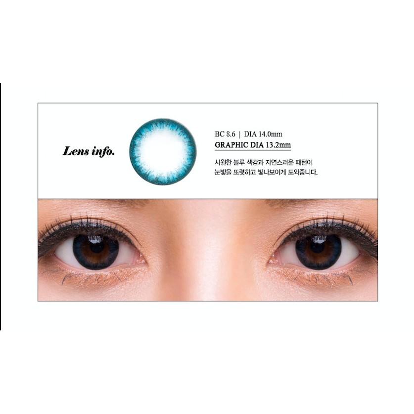 JEJE BLUE - Lens mắt Hàn Quốc