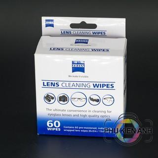 Giấy lau ống kính zeiss cao cấp từ 10 miếng đến hộp 200 miếng