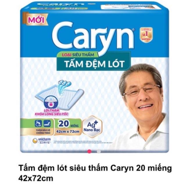 Tấm đệm lót người lớn Caryn 20 miếng