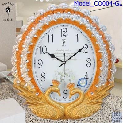 Ucanbuy นาฬิกาแขวนผนัง ขนาดใหญ่ รุ่น CO004