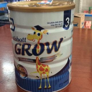 Abbot Grow 3 900gr HSD:2022