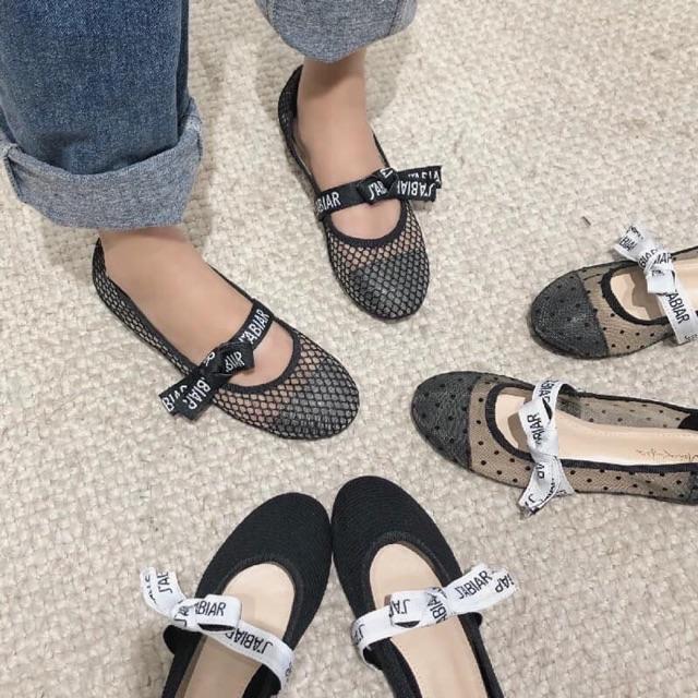 Giày bệt dior