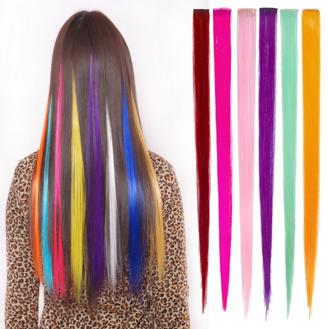 Light tóc xinh - về đủ màu