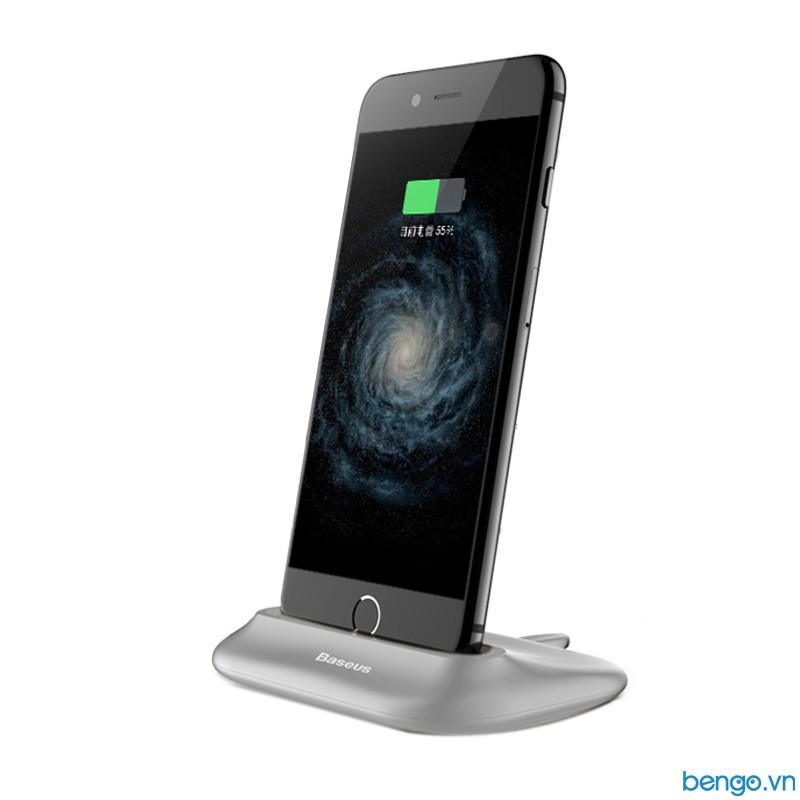 Đế sạc iPhone 7 Baseus Little Volcano